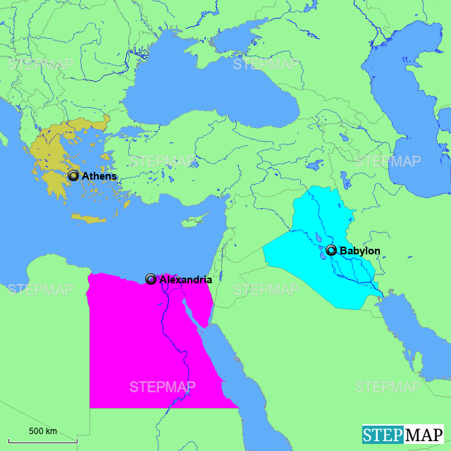 Stepmap Desert Chapter Eight Landkarte Fur Greece