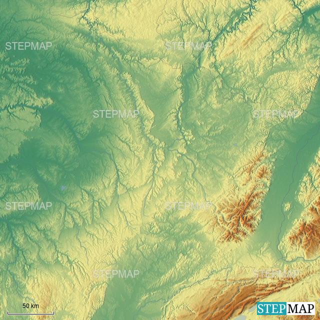Vezelay France Map.Stepmap France Est Landkarte Fur France
