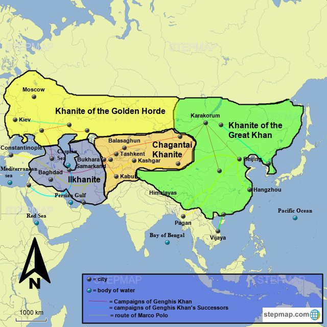 StepMap - Mongol Empire Map - Landkarte für Afghanistan on persian empire map, holy roman empire, kublai khan, kubla khan empire map, genghis khan reign map, ivan the terrible empire map, kublai khan map, tang dynasty, ottoman empire, yuan dynasty, julius caesar empire map, japan empire map, vlad the impaler empire map, song dynasty, great khan map, mughal empire, ghengis khan empire map, timur empire map, tamerlane empire map, genghis khan conquering map, western xia map, khanate empire map, mongolian empire map, qing dynasty, genghis khan dynasty map, austria hungary empire map, ming dynasty, roman empire, suleiman the magnificent empire map, abbasid caliphate, byzantine empire, han dynasty, russian empire, spanish empire, golden horde, golden horde empire map,