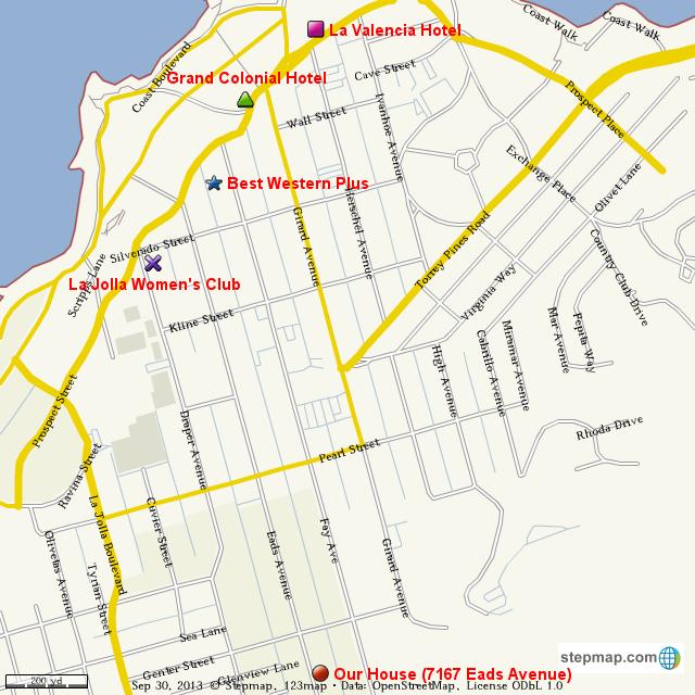StepMap - Our Wedding Map - Landkarte für World on