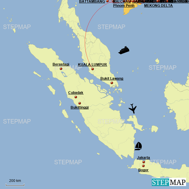 StepMap - Sumatra 2 - Landkarte für Vietnam on map of east bali, map of wimauma, map of weh island, map of new guinea, map of west nusa tenggara, map of sri lanka, map of toba volcano, map of germany, map of thailand, map of borneo, map of lower india, map of indonesia, map of l.a. area, map of mount nyiragongo, map of malaya, map of tanjung pandan, map of sjaelland, map of malaysia, map of java, map of asia,