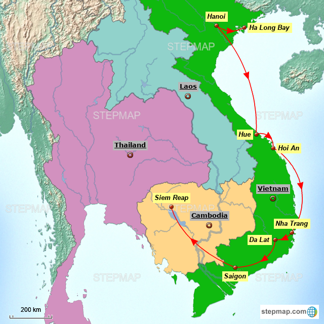 asian-region-cambodia-laos-and-vietnam