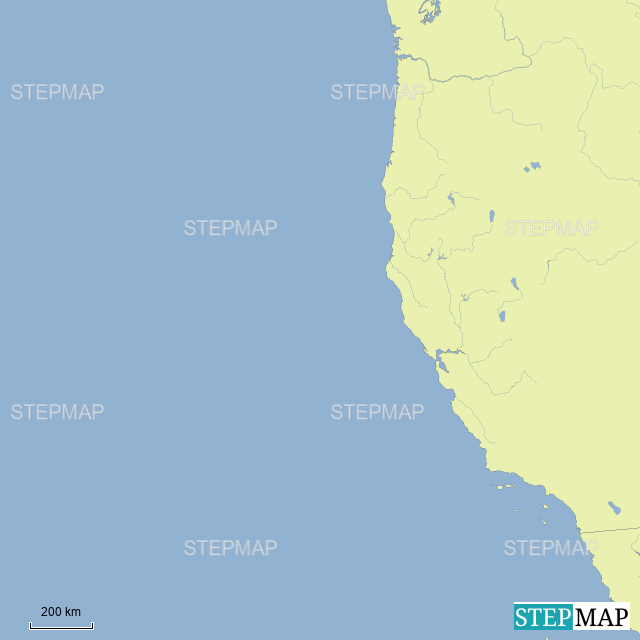 StepMap - cali map - Landkarte für North America on port of spain map, curitiba map, ljubljana map, the midwest map, punta del este map, antalya map, caracas map, la paz map, mar del plata map, cordoba argentina map, cordillera occidental map, venezia map, belo horizonte map, oslo map, cochabamba map, bratislava map, izmir map, hcmc map, recife map, zagreb map,