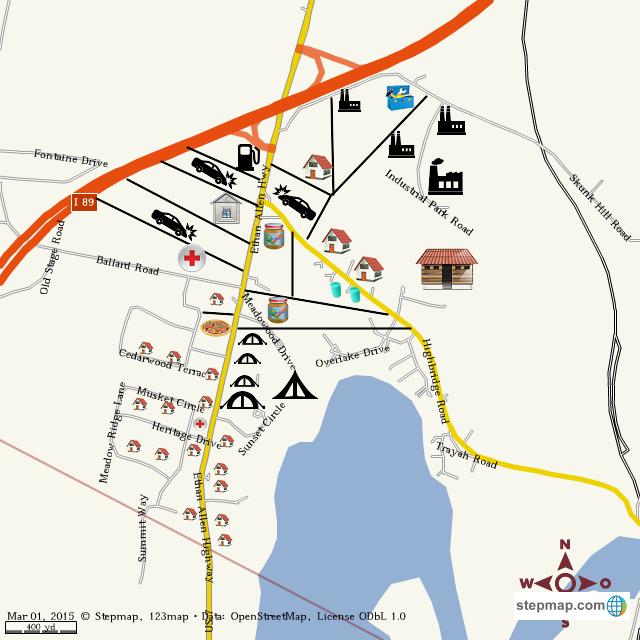 Map Of East Georgia.Stepmap East Georgia Landkarte Fur World