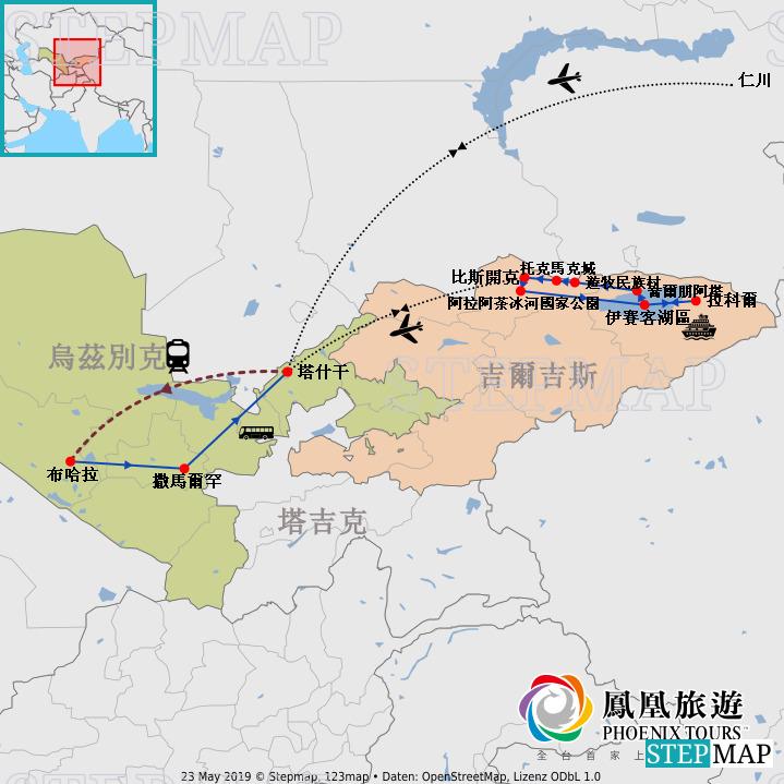 Map: TASFRUKE15D